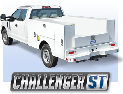 Utility Service Bodies Made In The Usa Stahl Truck Bodies